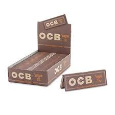 OCB Unbleached Rolling Papers