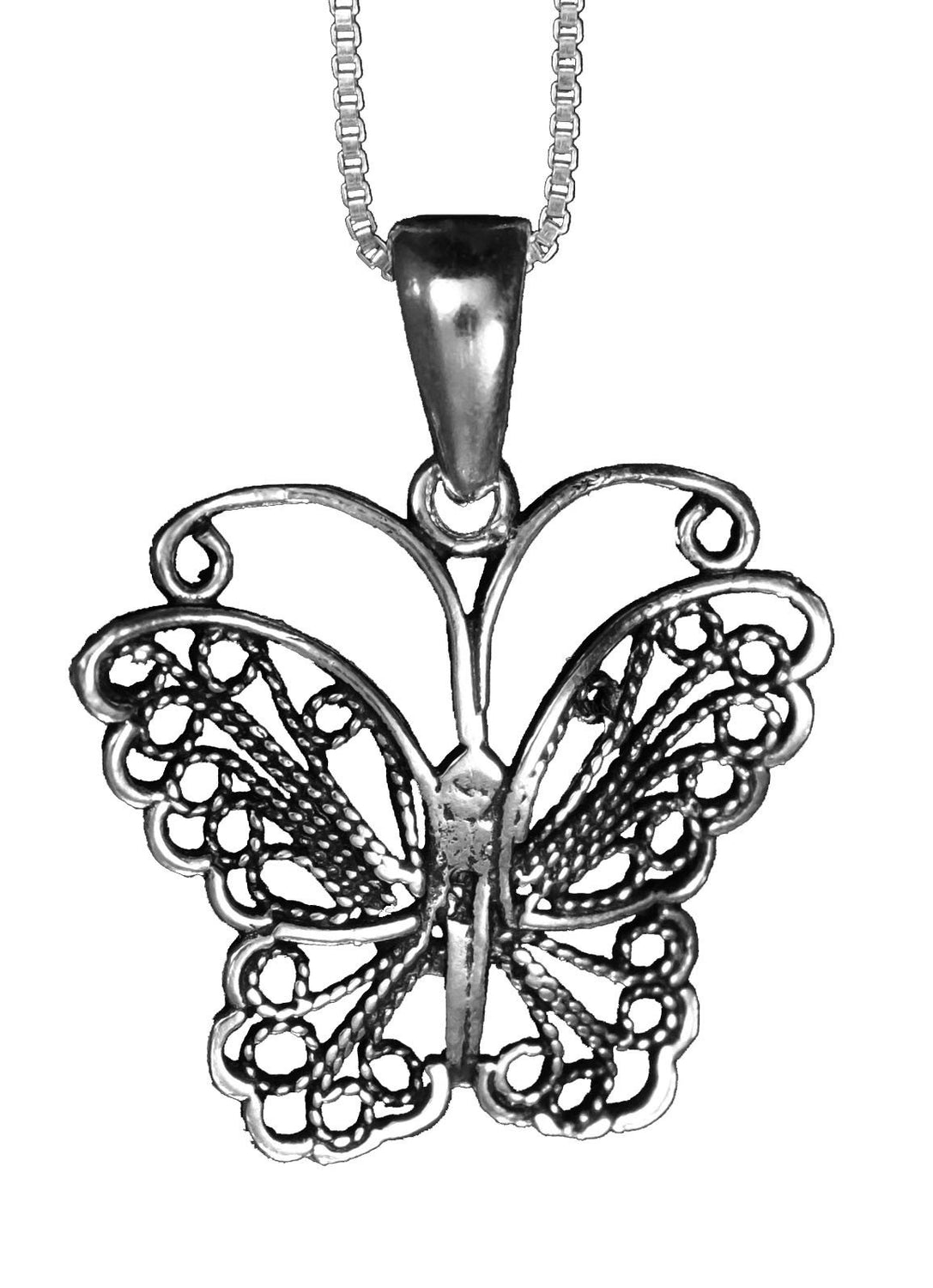 Butterfly Pendants 3 Designs