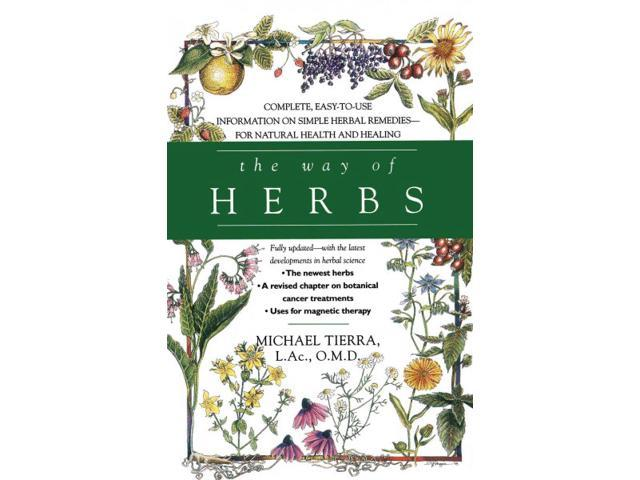 The Way of Herbs - by Micheal Tierra