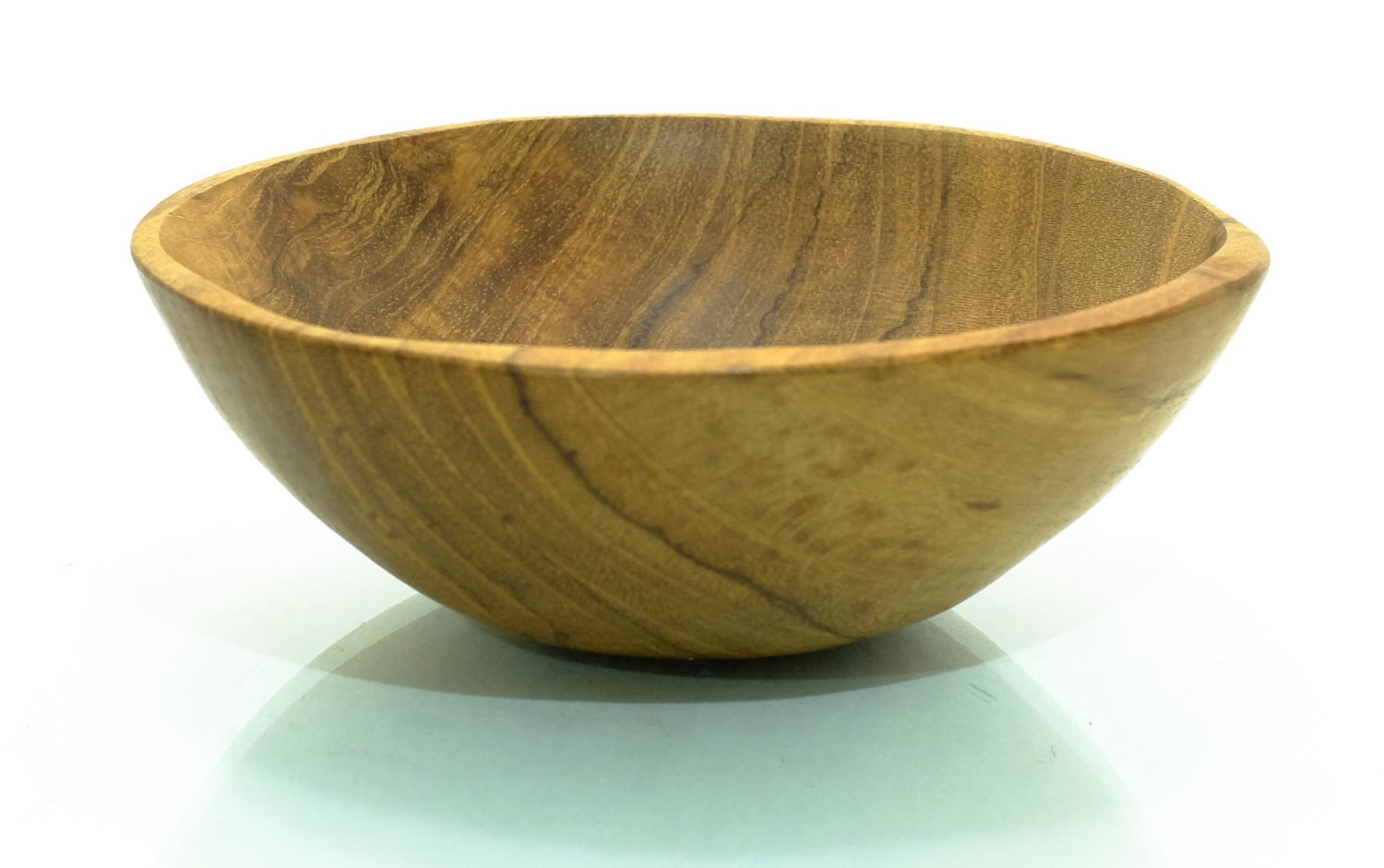 Rustic Teak Wood Bowls - 4 sizes Available