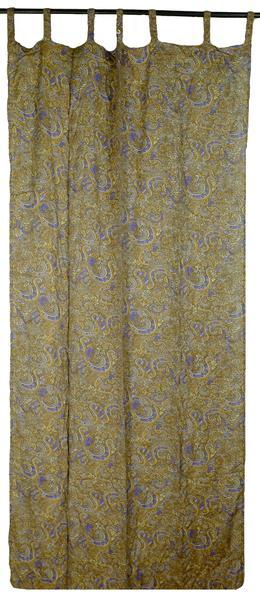 Paisley Curtain Panels