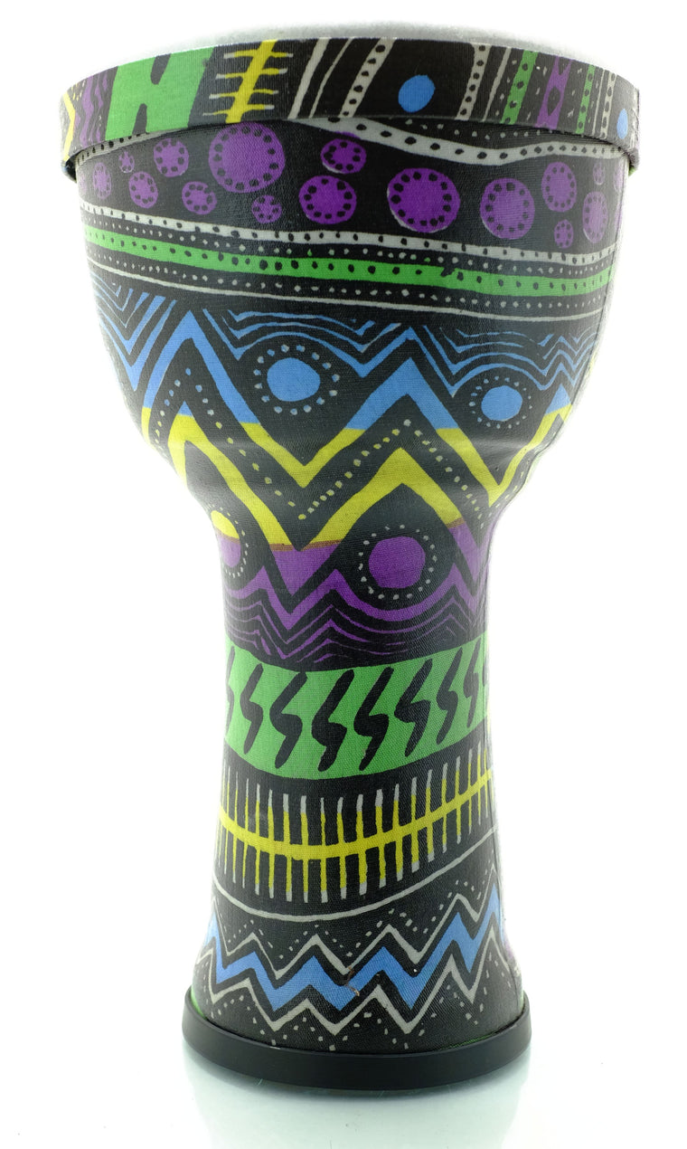 Abstract Djembe Drum