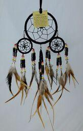 Suede Dream Catchers - 3 colors