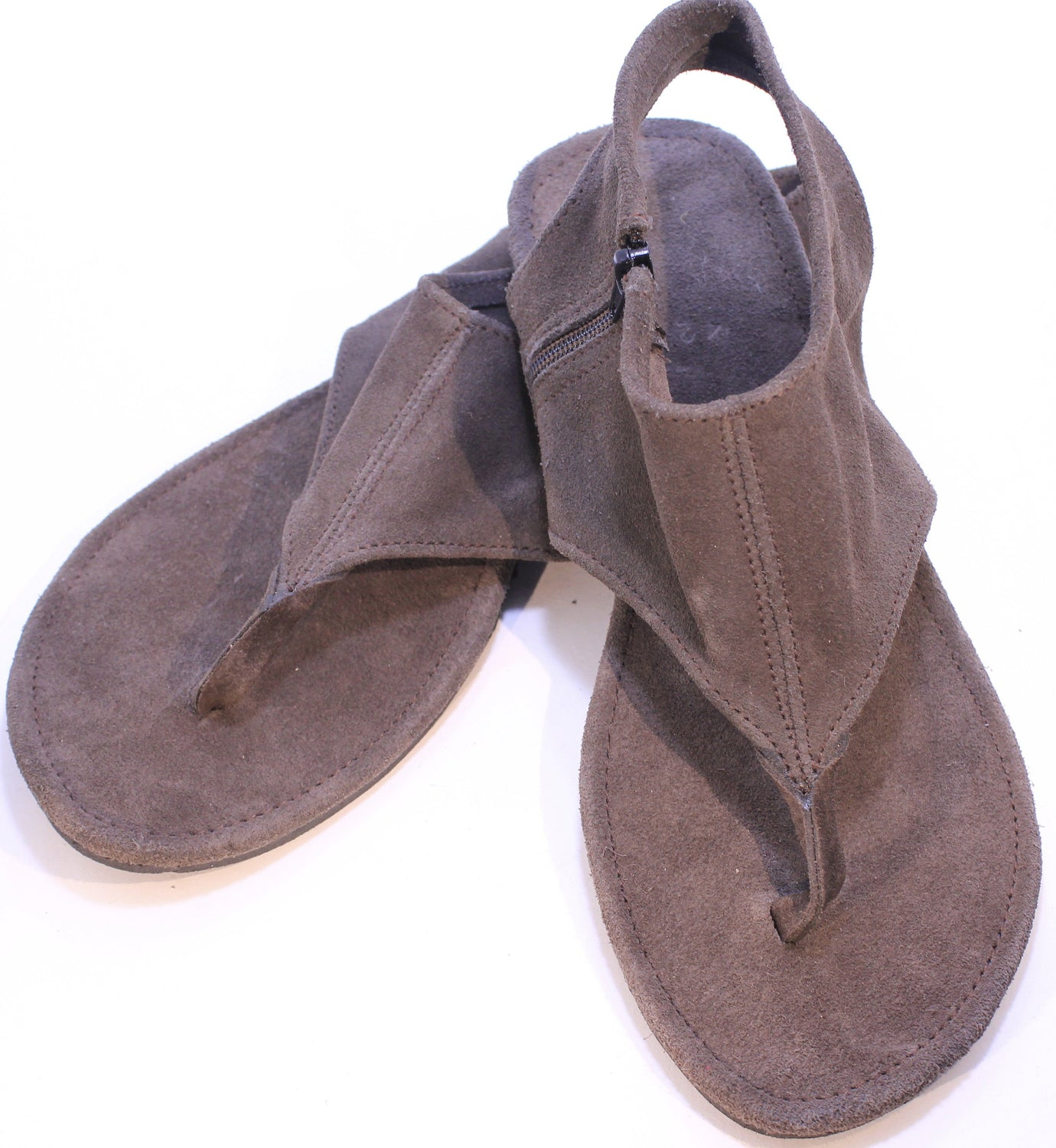 Indian Suede Sandal Shoes in three colors!