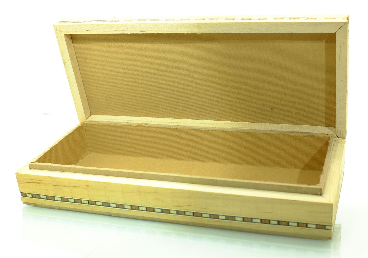Gemstone Dust Inlay Boxes