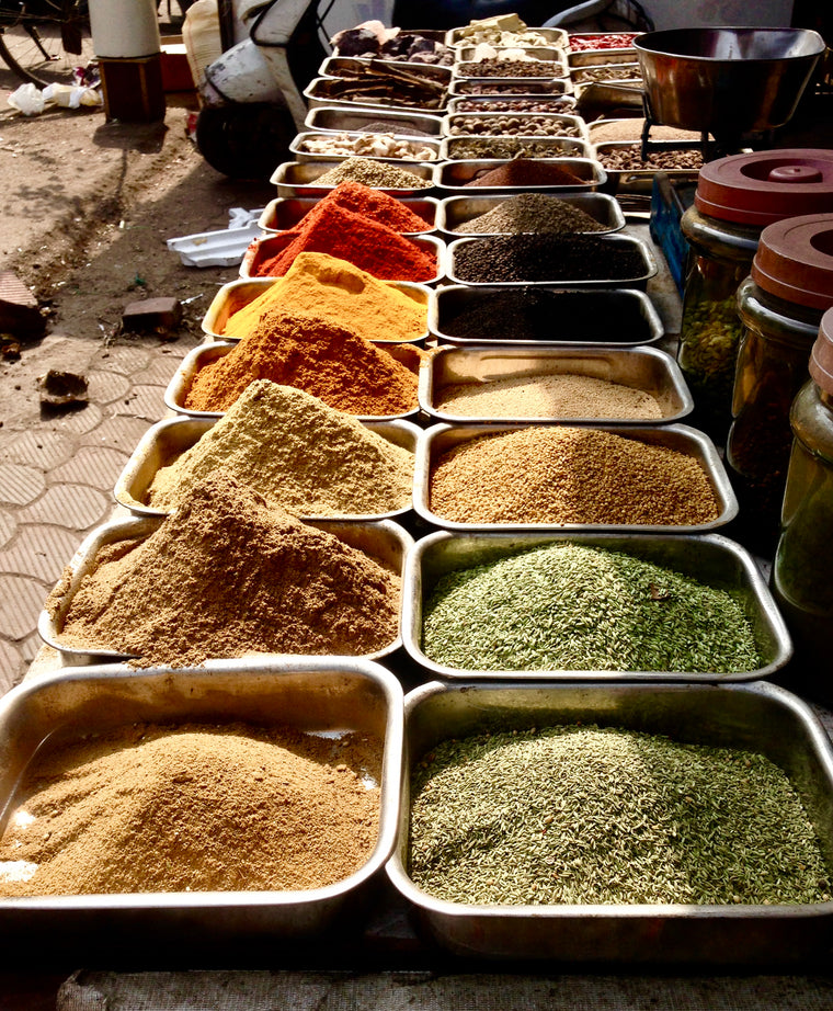 All Organic Spices and Culinary Blends