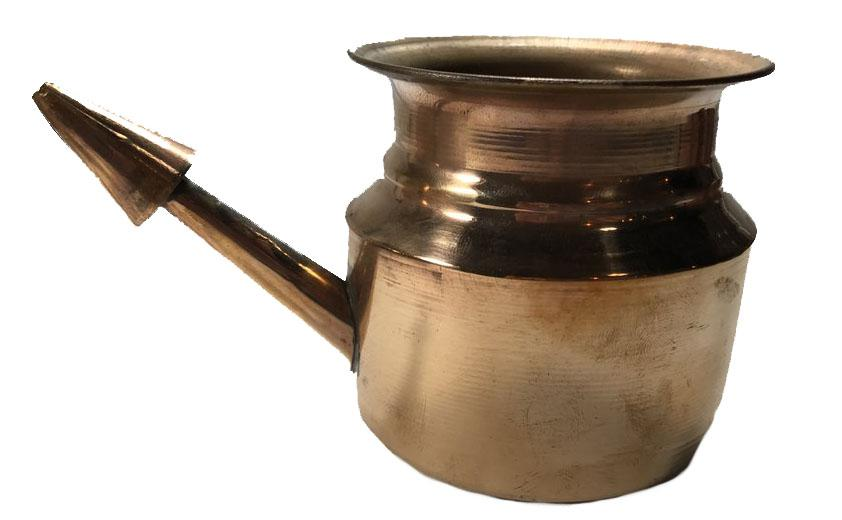 Ayurvedic Pure Copper Neti Pot