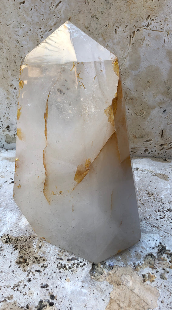 XXL Quartz Base cut Point