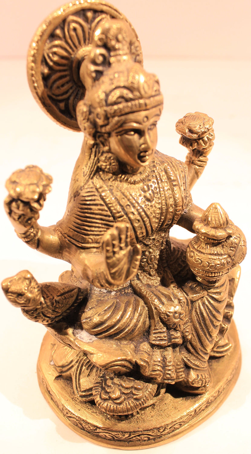 Laxmi Goddess of Wealth Statue