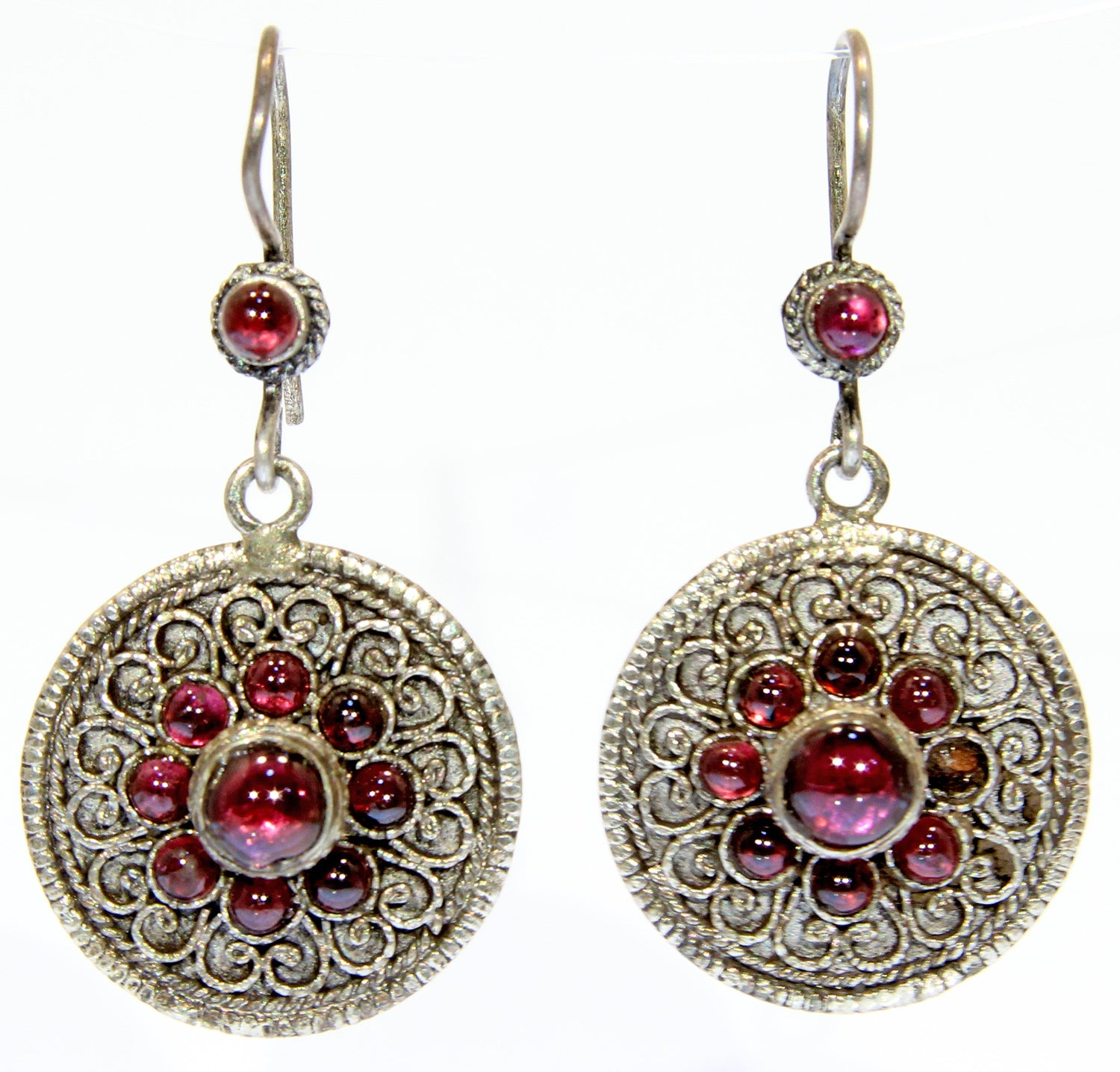img filigree moon sam products earrings glitter