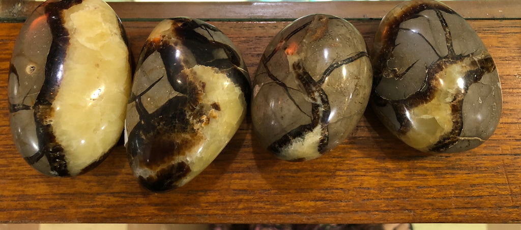 Large Tumbles Septarian Stones