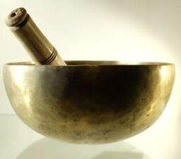 Hand tuned Seven Metal Indian Singing Bowls