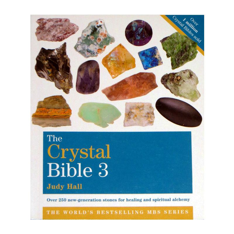 Crystal Bibles Volumes 1, 2 and 3