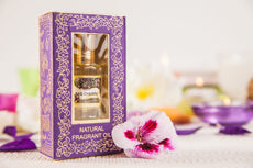 Natural Perfume Oils from India - Available in 20 Scents