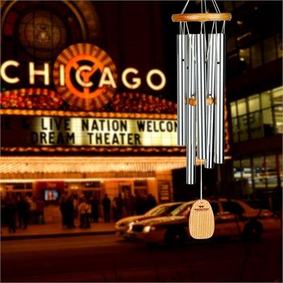 Hand Tuned Chicago Blues Chime