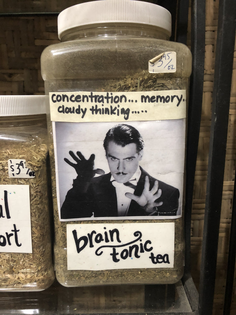 Brain Tonic Tea