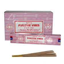 Satya Positive Vibes Incense 15 grams