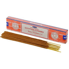 Satya Egyptian Pyramids Incense 15 grams