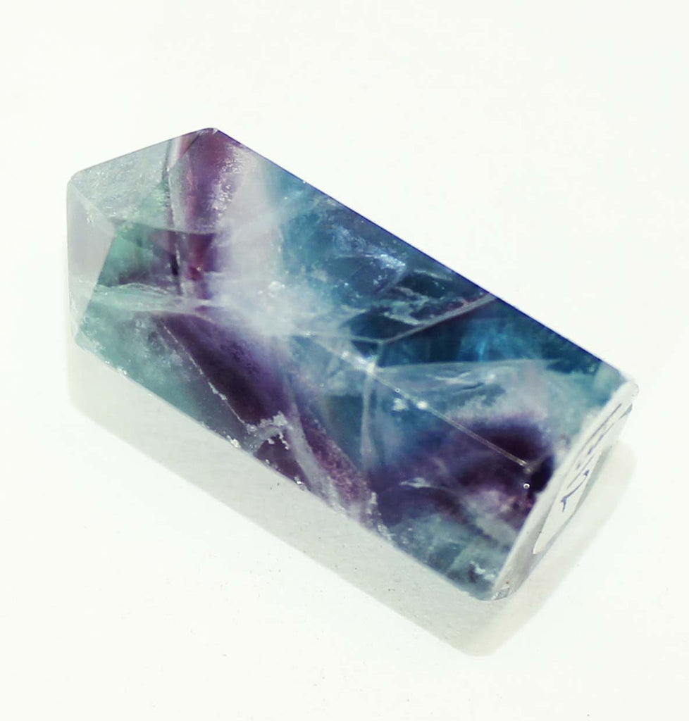 Beautiful Rainbow Flourite Points