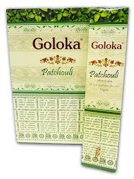Goloka Patchouli Incense