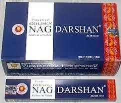 Vijayshree Golden Nag Darshan Incense
