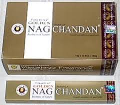 Vijayshree Golden Nag Chandan Incense