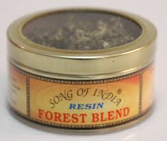 Magic of India  Resin Incense in 60 gram Tin - Available in 7 Scents
