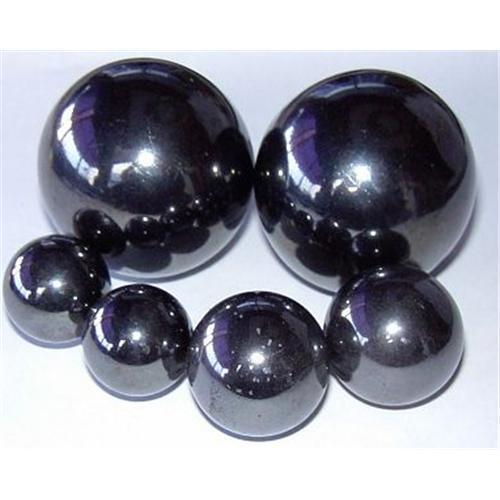 Magnetic Hematite Spheres -3 sizes Available