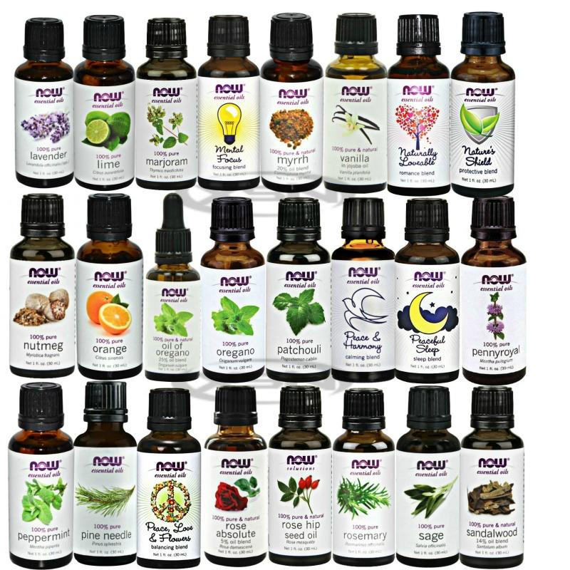 Essential Oil Blends for your Aromatherapy needs