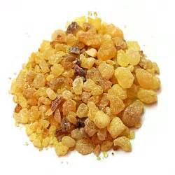Frankincense & Myrrh Resin Incense 1 oz
