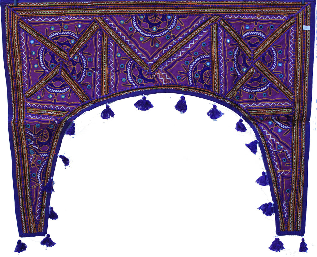 Rajasthani Embroidered Toran Door or Window Hanging
