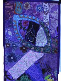 "Rajathani Patchwork Wall Hangings 20"" x 58"""