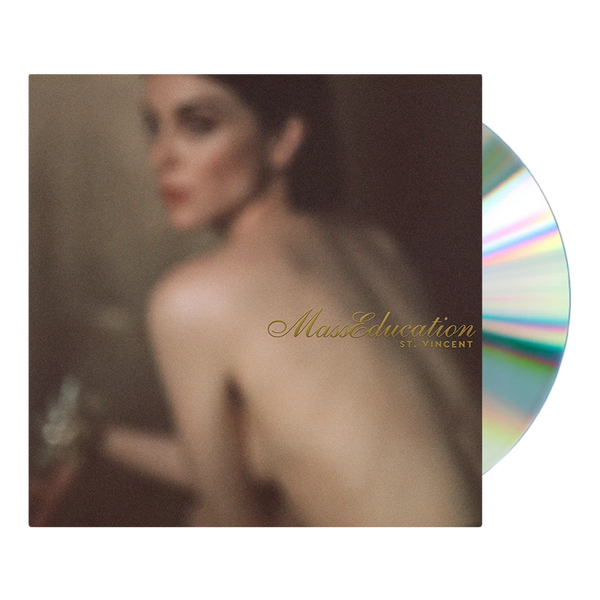 Masseducation CD-St. Vincent
