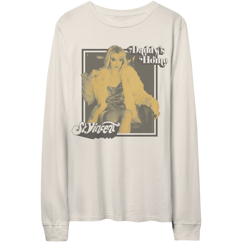 Daddy's Home Long Sleeve-St. Vincent