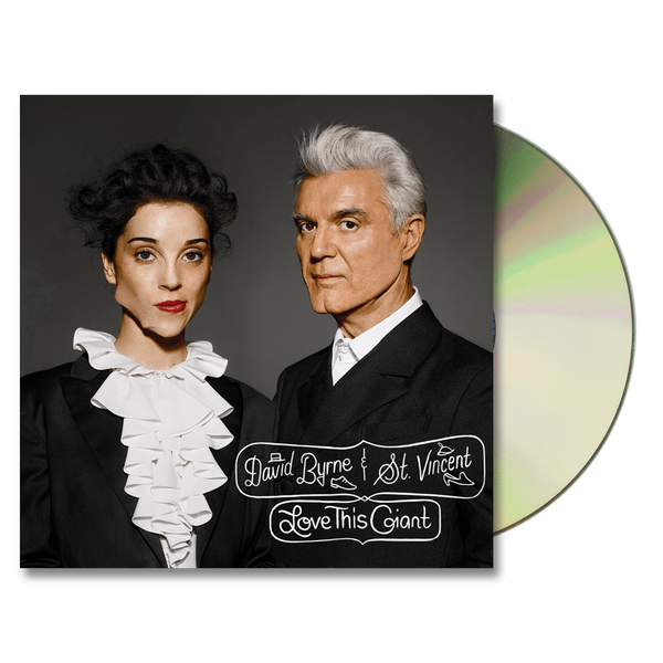 Love This Giant - CD-St. Vincent