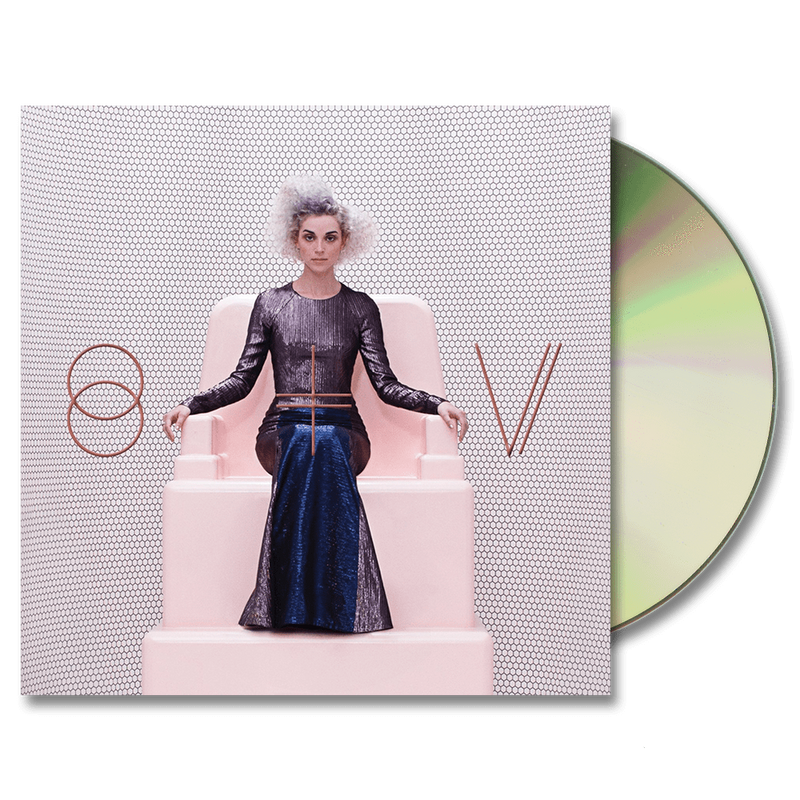 St. Vincent - CD-St. Vincent