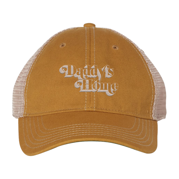 Daddy's Home Trucker Hat-St. Vincent
