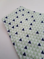 Triangle Baby Boy Bandana Bib