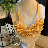 ONE OF A KIND - MAC & CHEESE NECKLACE