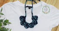 FLOR NECKLACE - HORTENSIA