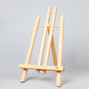Wooden Tabletop Easel - Almost Artist