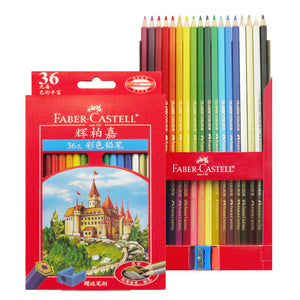 Faber-Castell™ Classic Oil Color Pencil Sets - Almost Artist