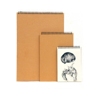 30 Sheets Sketch Book For Drawing - A5/A4/A3 - Almost Artist
