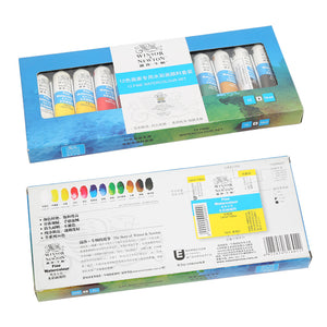 Winsor & Newton™ Watercolors - 12/18/24Colors - Almost Artist