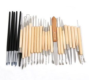 The Full Sculpture Set - 27 Tools - Almost Artist