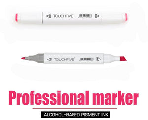 Industrial / Product Dual Head Sketch Markers - Almost Artist
