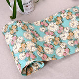 Roll Up Canvas Pencil Case - Flowers Hour - Almost Artist