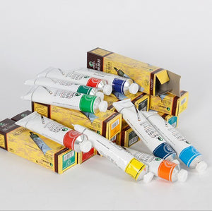 Marie's™ Professional Oil paints Tube - 50ml - All Colors - Almost Artist
