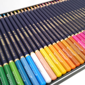 Premium Watercolor Pencils 12/24/36/48/72 colors - Almost Artist