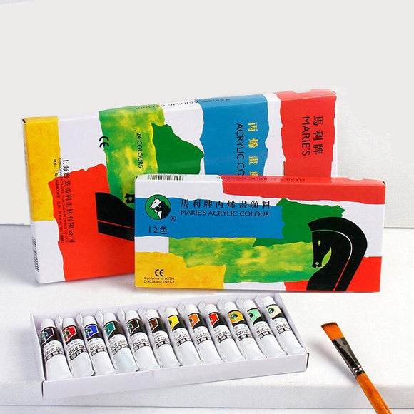 Marie's™ Professional Acrylic Paints Sets - Almost Artist